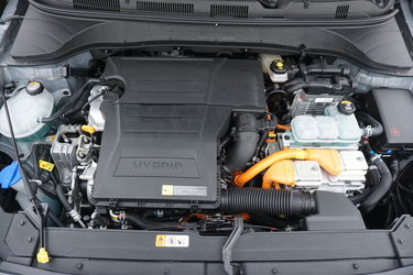 Hyundai Kona  Vano motore