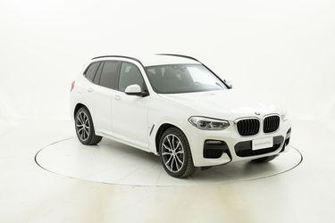 BMW X3 30e Msport km 0 ibrido benzina