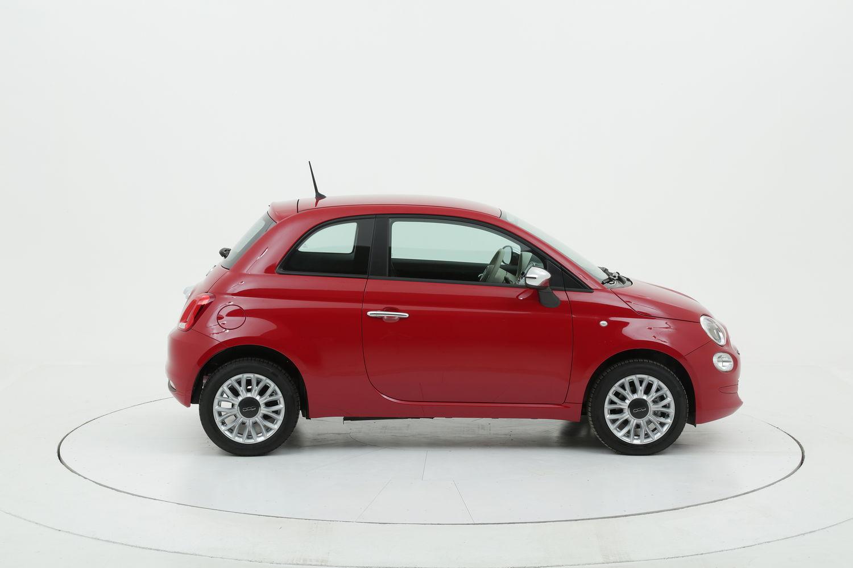 Fiat 500 Pop km 0 benzina rossa