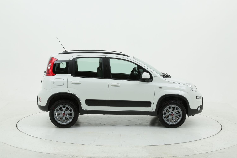 Fiat Panda 4x4 Twinair km 0 benzina bianca