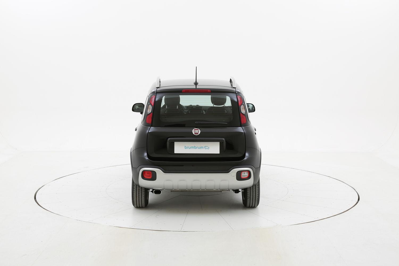 Fiat Panda Cross 4x4 Turbo 5 posti Full Optionals km 0 benzina nera