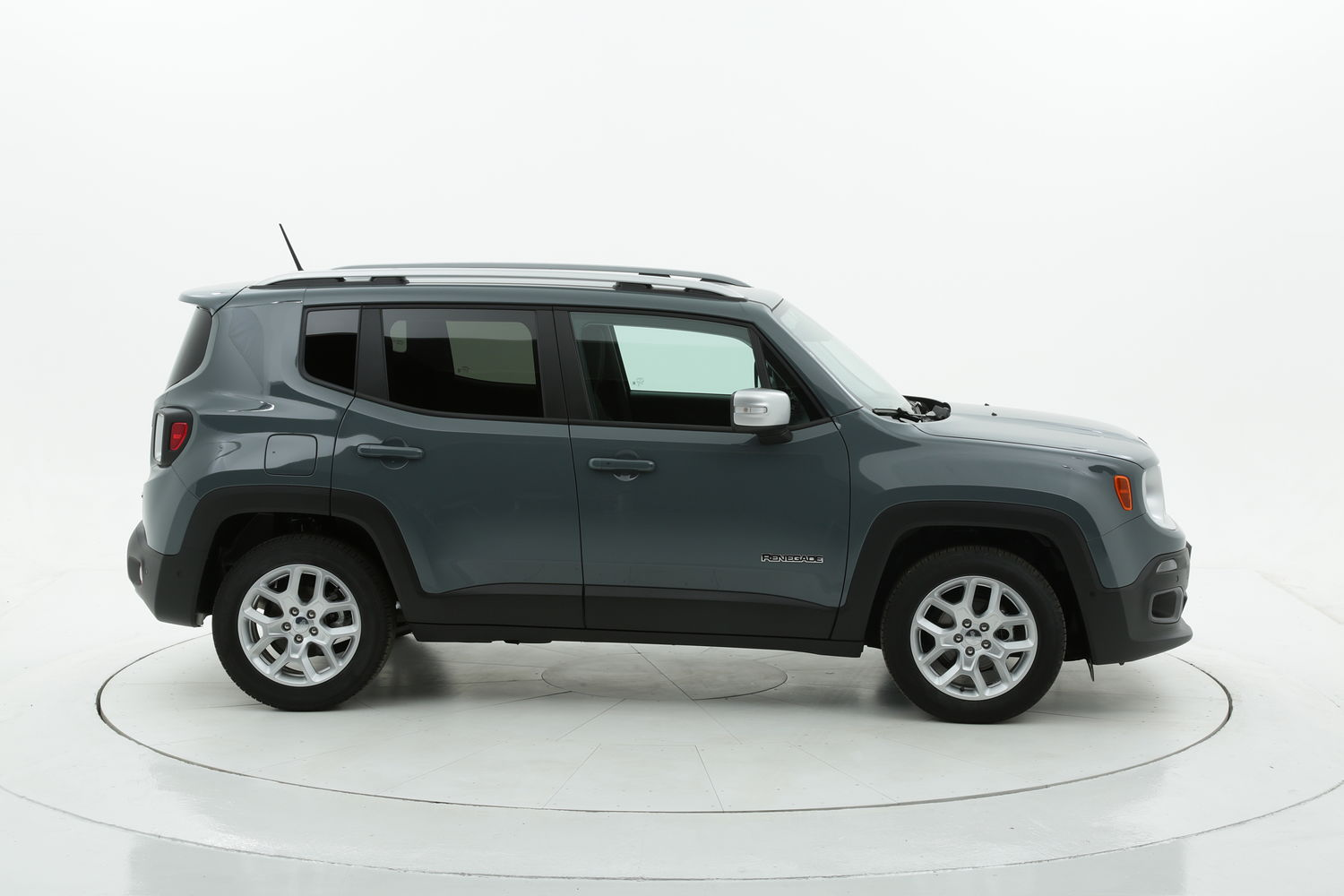 Jeep Renegade Limited km 0 diesel antracite