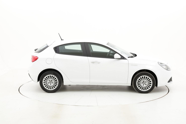 Alfa Romeo Giulietta 1.6 jtdm 120cv km 0 diesel bianca