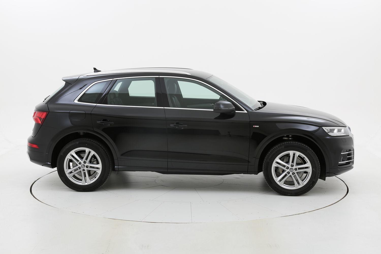 Audi Q5 40 Quattro S Line Plus S-tronic km 0 diesel nera
