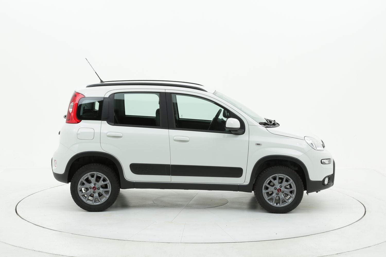 Fiat Panda 4x4 km 0 benzina bianca