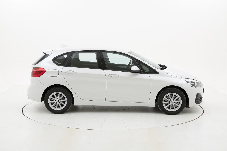 BMW Serie 2 Active Tourer Advantage km 0 diesel bianca
