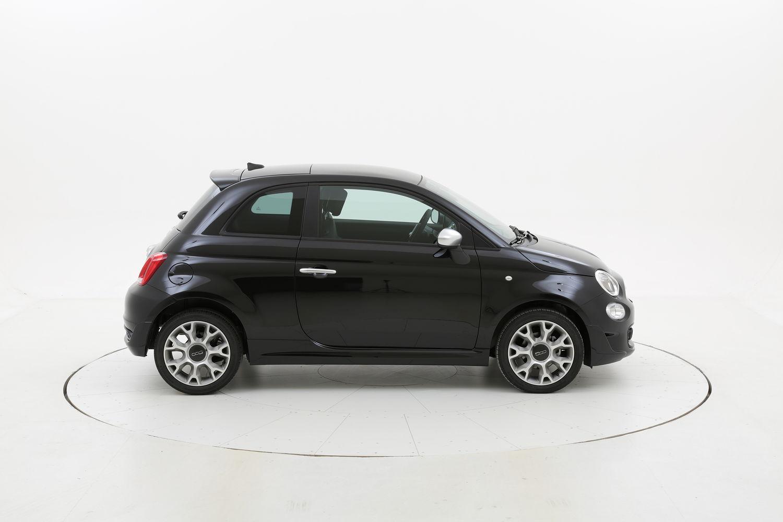 Fiat 500 Rockstar My2020 Full Optional km 0 benzina nera