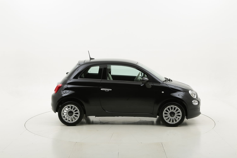 Fiat 500 Lounge Serie 7 NUOVO MODELLO km 0 benzina nera