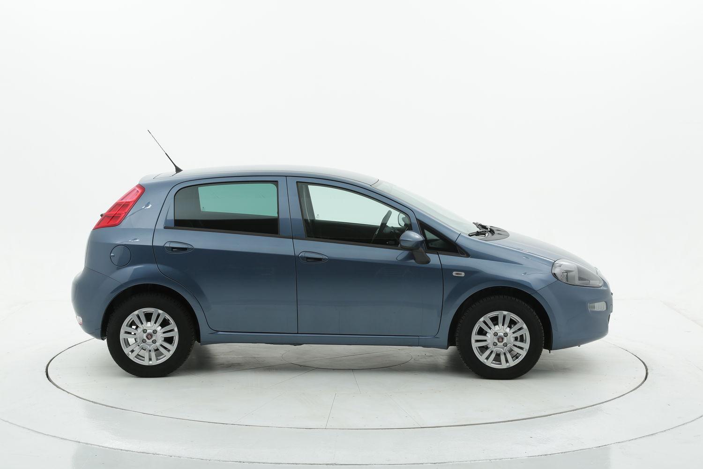 Fiat Punto Street km 0 benzina azzurra