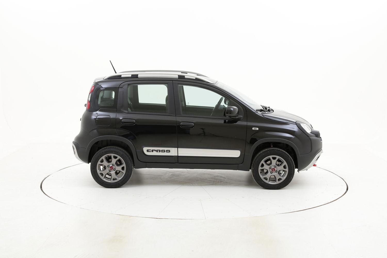 Fiat Panda Cross 4x4 5 posti km 0 benzina nera