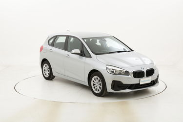 BMW Serie 2 Active Tourer 218d Advantage km 0 diesel grigia