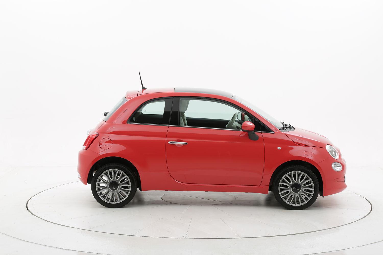 Fiat 500 Lounge MY19 km 0 benzina rossa
