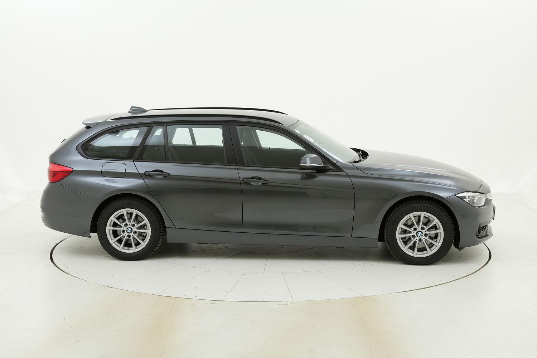 BMW Serie 3 320d Touring Business Advantage Aut. km 0 diesel grigia