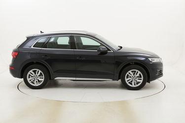Audi Q5 Business quattro S tronic km 0 ibrido benzina blu