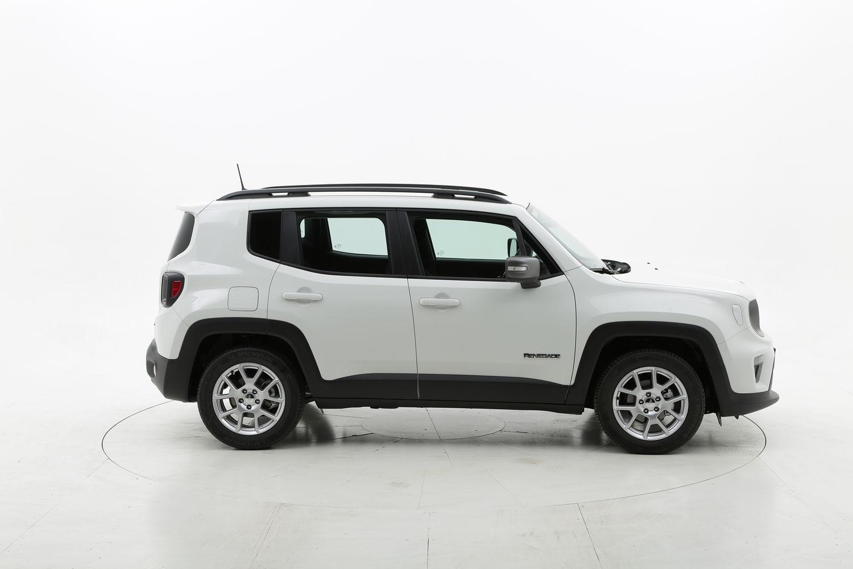 Jeep Renegade Limited FWD auto km 0 diesel bianca