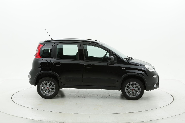 Fiat Panda 4x4 km 0 benzina nera