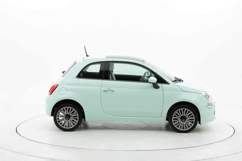 Fiat 500 Lounge MY19 km 0 benzina verde chiara