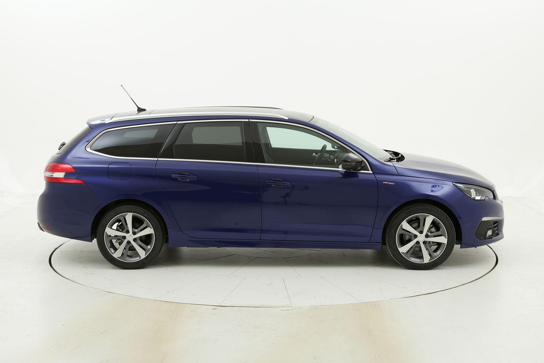 Peugeot 308 SW GT Line km 0 benzina blu