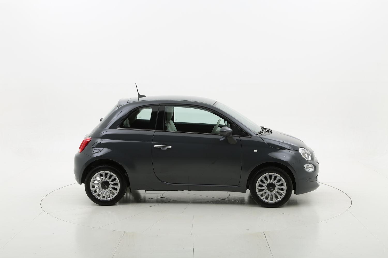 Fiat 500 Lounge Serie 7 nuovo modello km 0 benzina antracite