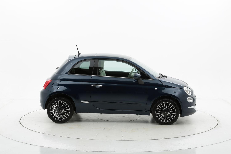 Fiat 500 Lounge MY18 km 0 benzina blu
