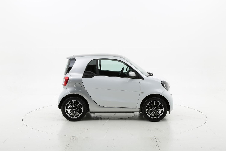 Smart Fortwo Passion twinamic km 0 benzina bianca