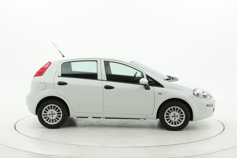 Fiat Punto Street km 0 diesel bianca