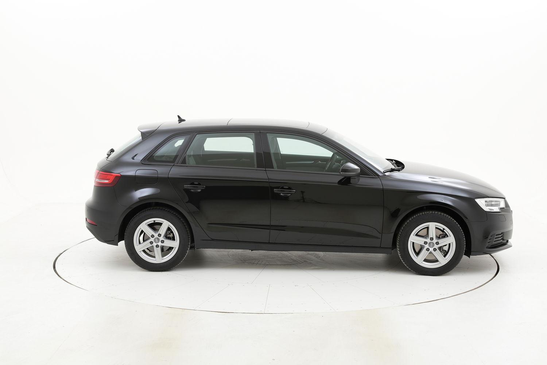 Audi A3 SB 2.0 tdi Business s-tronic km 0 diesel nera