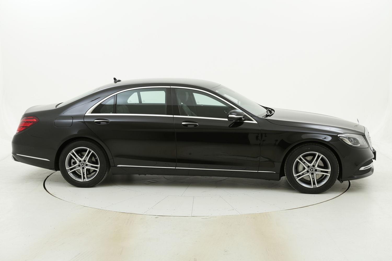 Mercedes Classe S 350d 4Matic Premium Lunga km 0 diesel nera