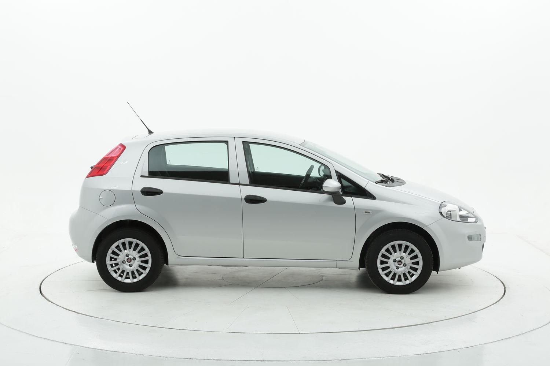 Fiat Punto Street km 0 benzina argento