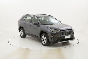 Toyota RAV4 Business km 0 ibrido benzina grigia