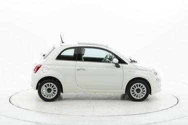 Fiat 500 Pop usata del 2017 con 49.609 km