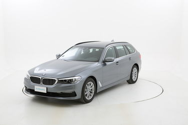 BMW Serie 5 18d Touring Business Automatico km 0 diesel