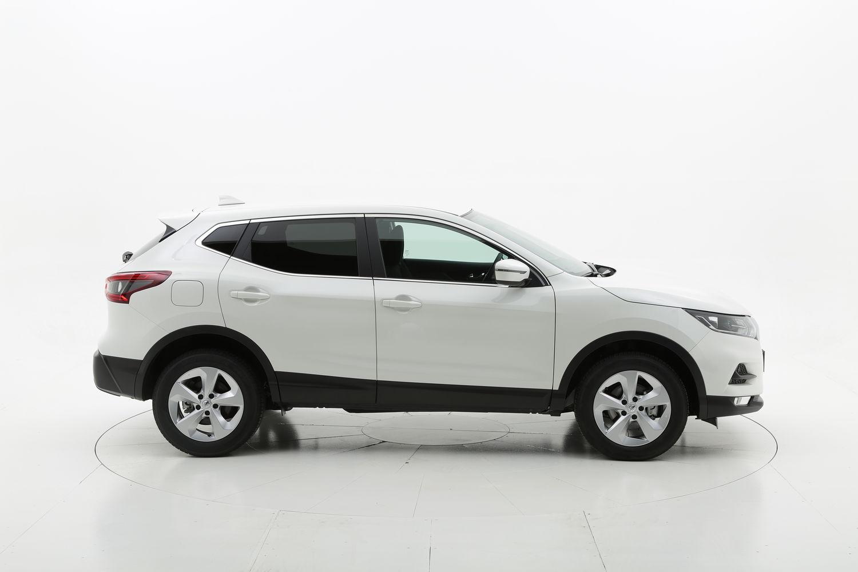 Nissan Qashqai Business xtronic km 0 diesel bianca
