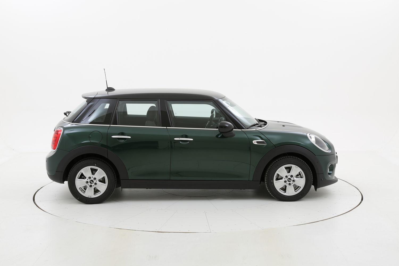 Mini Mini Cooper D 5Porte km 0 diesel verde scura
