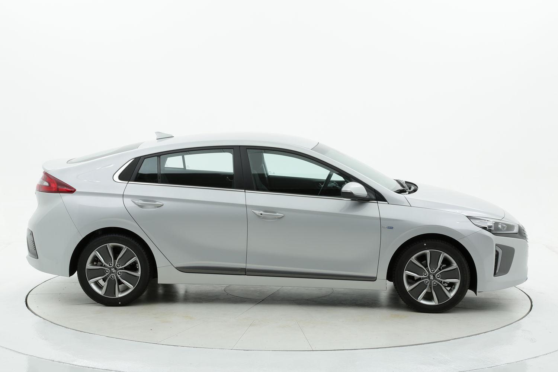 Hyundai Ioniq Comfort km 0 ibrido benzina argento