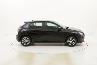 Peugeot 208 Active km 0 benzina nera