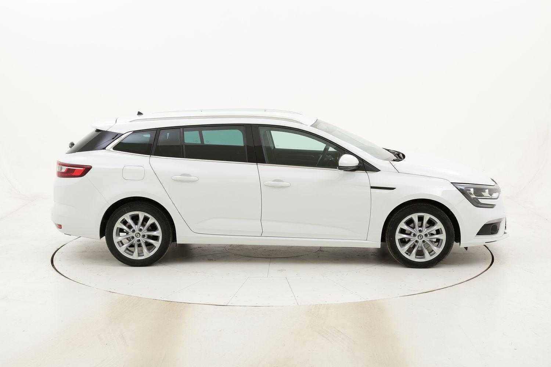 Renault Mégane Sporter Business km 0 diesel bianca