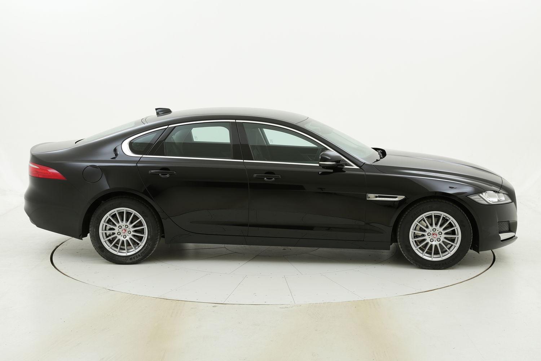 Jaguar XF Pure km 0 diesel nera