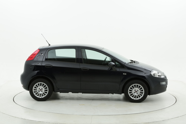 Fiat Punto Street km 0 diesel blu