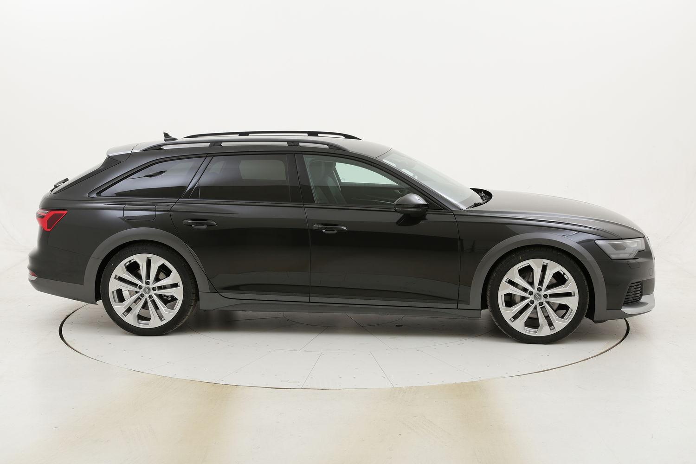 Audi A6 allroad Quattro tiptronic km 0 ibrido diesel grigia