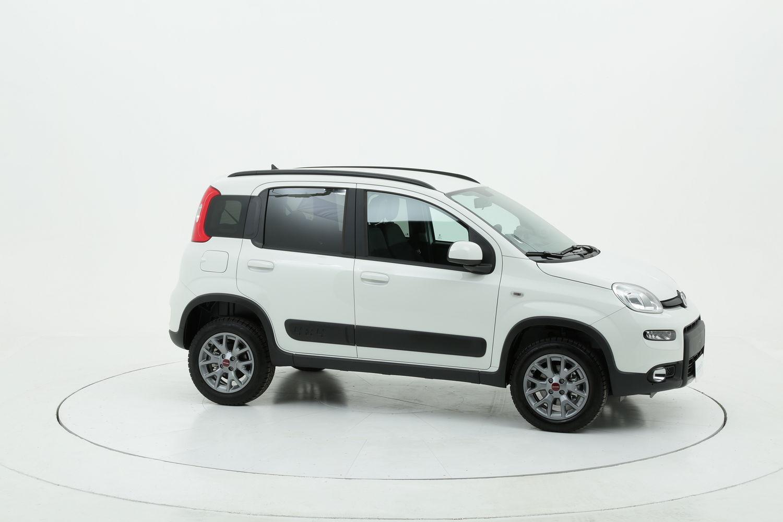 Fiat Panda 4x4 km 0 diesel bianca