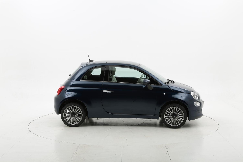 Fiat 500 Lounge km 0 benzina blu