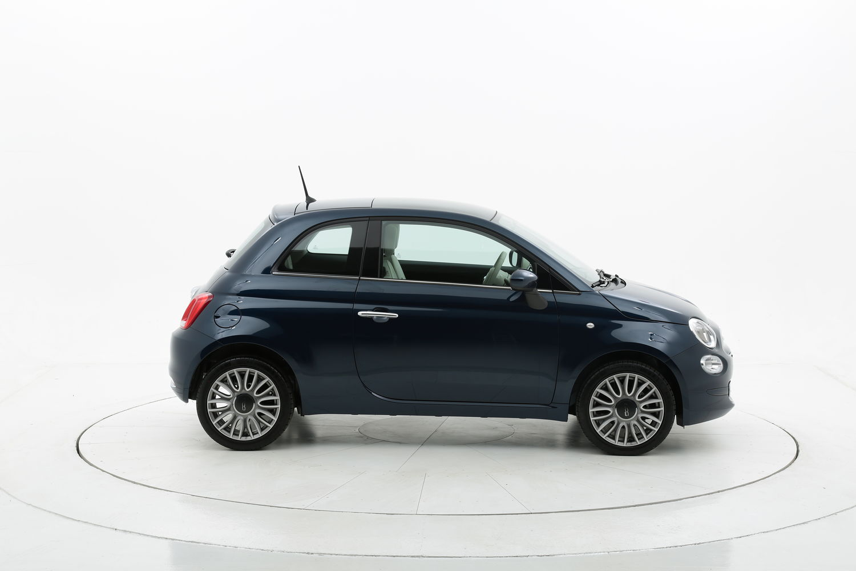 Fiat 500 Lounge MY19 km 0 benzina blu