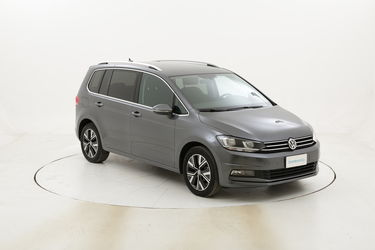 Volkswagen Touran Executive DSG km 0 diesel grigia