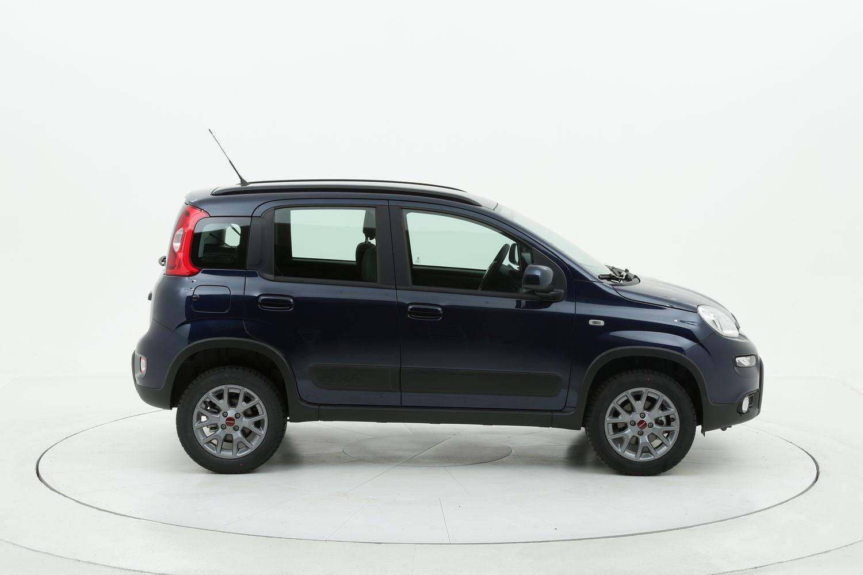 Fiat Panda 4x4 km 0 benzina blu