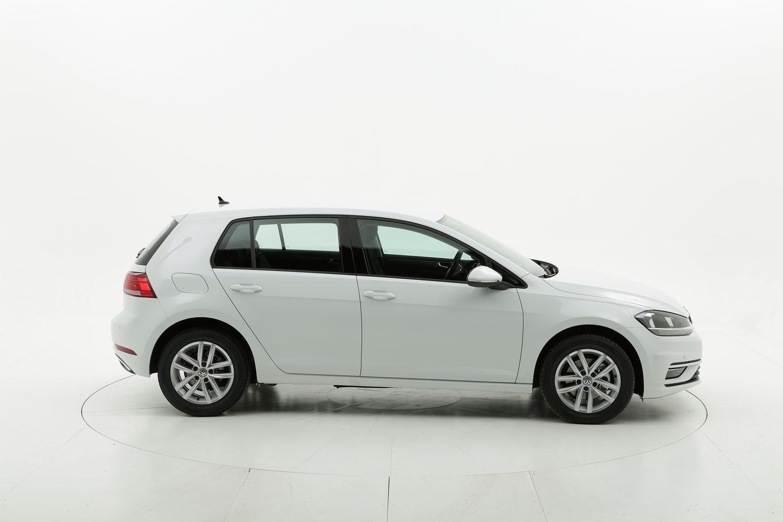 Volkswagen Golf Comfortline km 0 diesel bianca