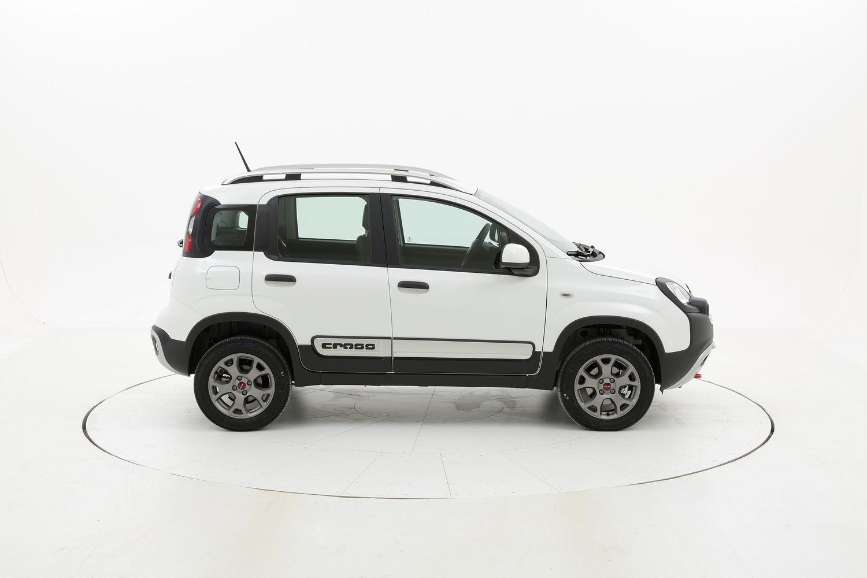 Fiat Panda Cross 4x4 my19 5 Posti Full Optionals km 0 benzina bianca
