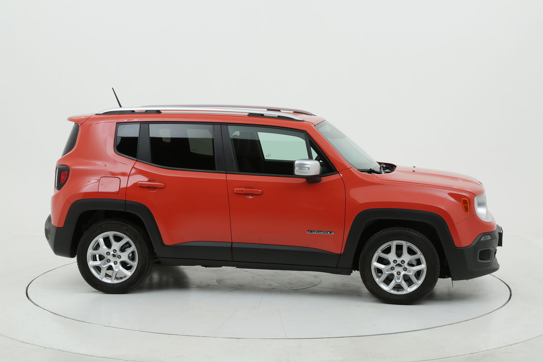 Jeep Renegade Limited km 0 benzina arancione