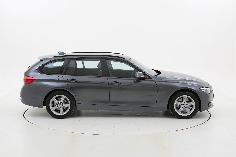BMW Serie 3 Touring Business Advantage Auto km 0 diesel grigia