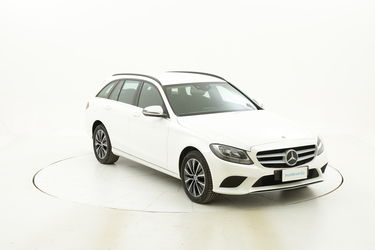 Mercedes Classe C SW 220d 4Matic Business Aut. km 0 diesel